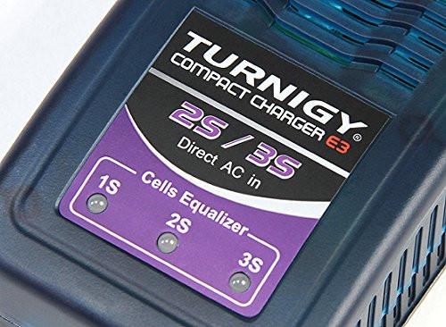 Turnigy E3 7.4V & 11.1V LiPo Balance Smart Charger