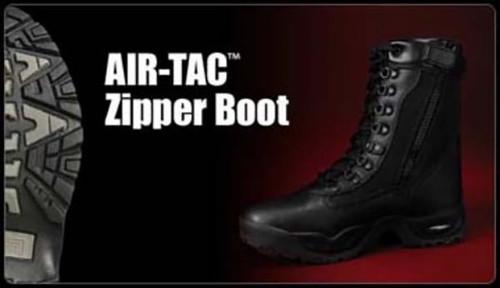 Ridge Footwear Blackhawk Air-Tac Tactical Boots w/ Zipper