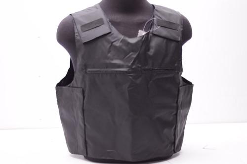 Body Armor Ballistic Vest External Carrier - Black