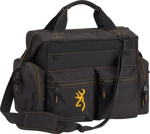 Range Bag Black/Gold