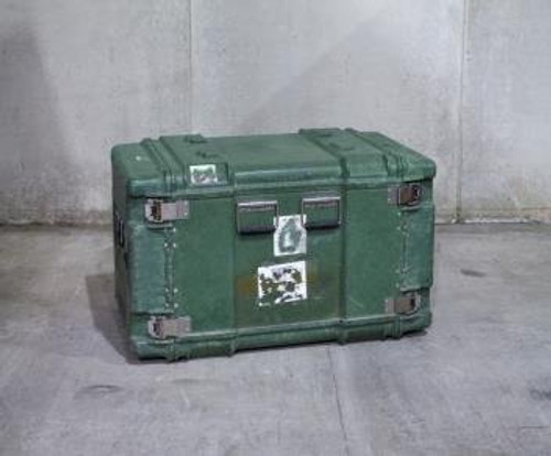 """U.S. Armed Forces Issue Hard Sided Transport Case - 35""""x21""""x19"""""""