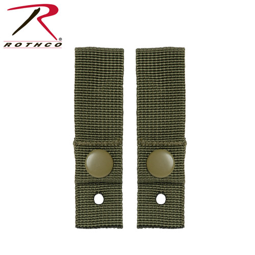 Rothco MICH Helmet Goggle Straps - Olive Drab