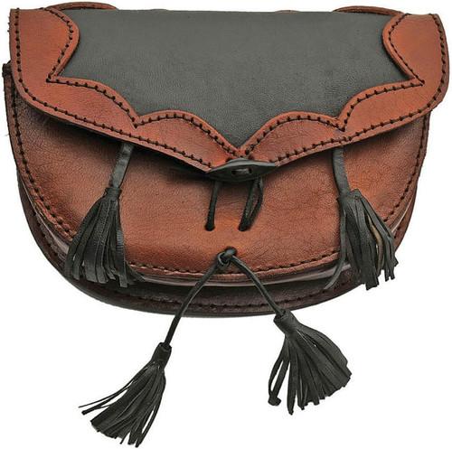 Medieval Belt Bag Brown/Black