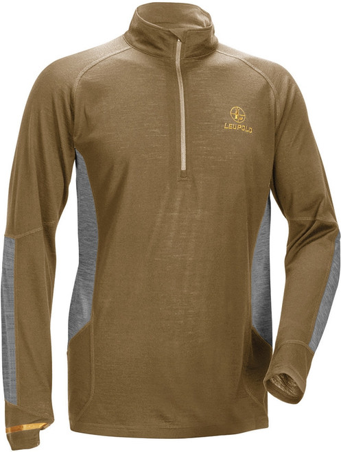 Secluded Base Layer Brown Md