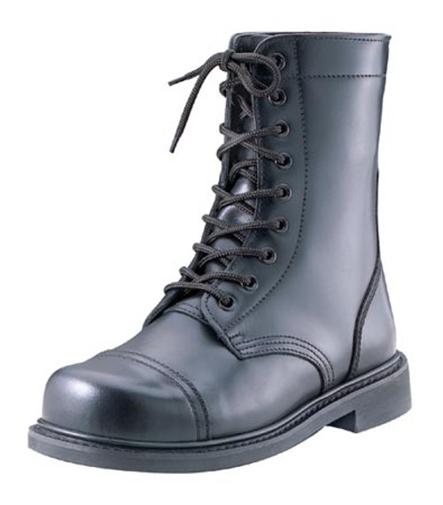 G.I. Style Steel Toe Combat Boots