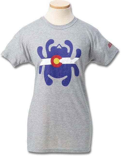 Womens T-Shirt Colorado M