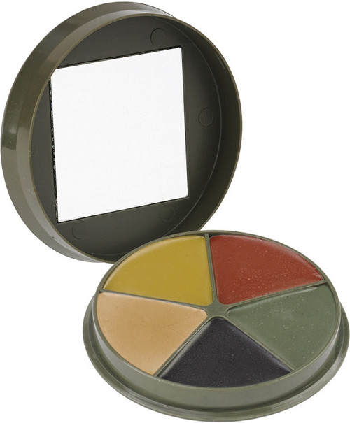 5 Color Camouflage Compact