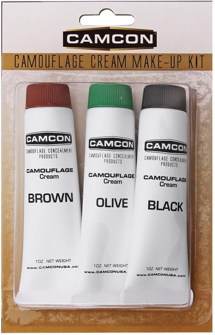 Camouflage Face Paint Kit