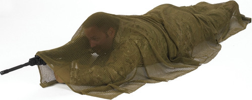 Body Veil Olive