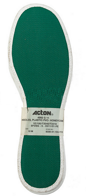 Canadian Armed Forces Mukluk Mesh Insoles