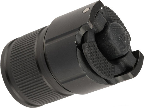 Opsmen Rocker Tail Switch for FAST 501/501A Tactical Flashlights (Color: Black)