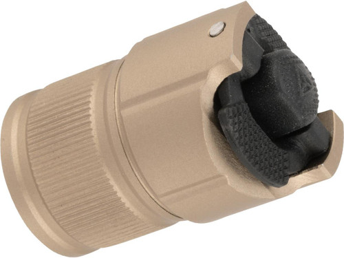 Opsmen Rocker Tail Switch for FAST 501/501A Tactical Flashlights (Color: Coyote)