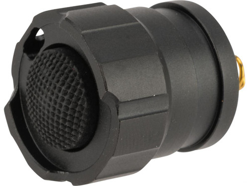 Opsmen Tail Switch for FAST 301 Flashlights (Color: Black)