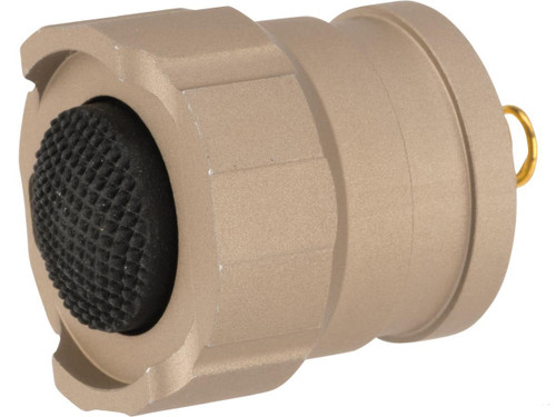 Opsmen Tail Switch for FAST 301 Flashlights (Color: Coyote)