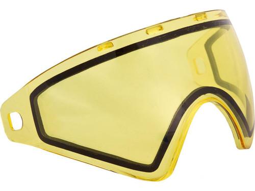 Virtue VIO Replacement Polycarbonate Dual Pane Thermal Lens (Color: Hi Contrast Yellow)