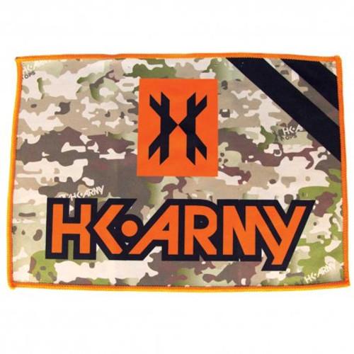 HK Army Microfiber Cloth - HSTL Cam
