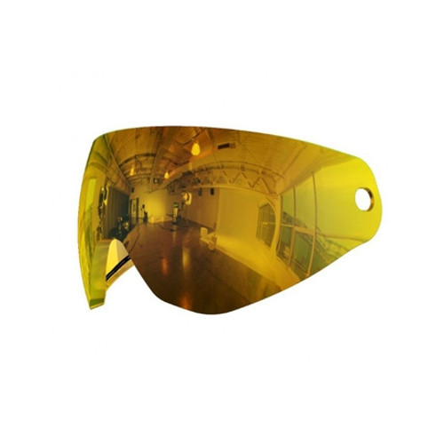 HK Army Mirror Prestige Gold Paintball Lens