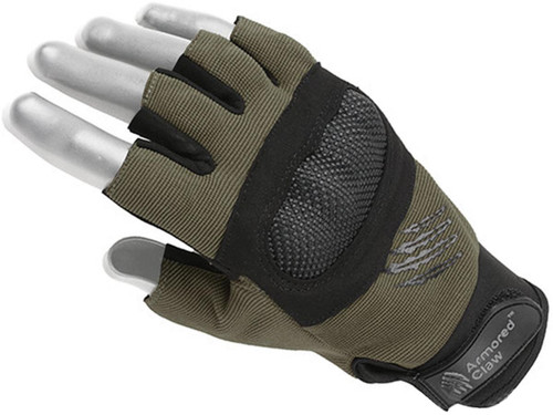 "Armored Claw ""Shield Cut"" Tactical Glove (Color: Olive / Large)"