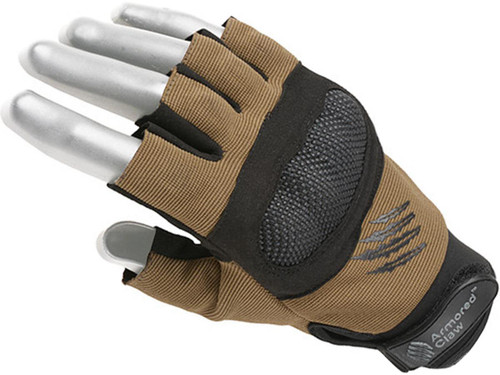 "Armored Claw ""Shield Cut"" Tactical Glove (Color: Tan / Large)"