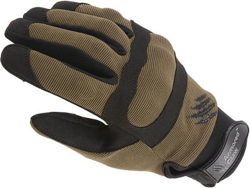 "Armored Claw ""Shield Flex"" Tactical Glove (Color: Olive / X-Large)"