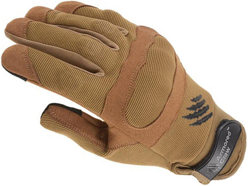 """Armored Claw """"Shield Flex"""" Tactical Glove (Color: Tan / X-Large)"""