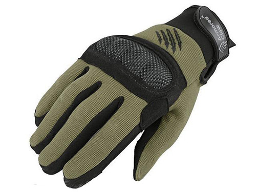 "Armored Claw ""Shield"" Tactical Glove (Color: OD Green / X-Large)"