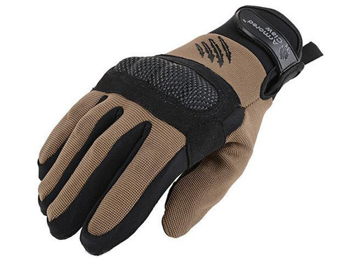 "Armored Claw ""Shield"" Tactical Glove (Color: Tan / X-Large)"