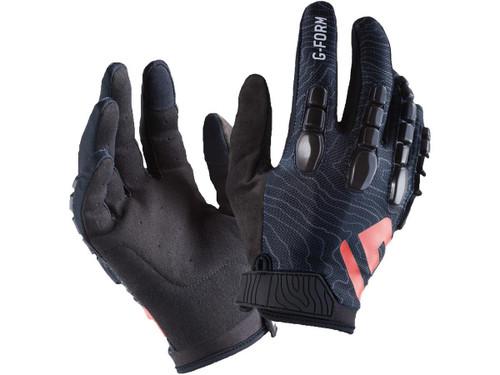G-Form Pro Trail Gloves (Color: Black / Large)