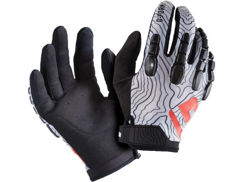 G-Form Pro Trail Gloves (Color: White / Small)