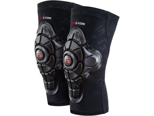 G-Form Pro-X Youth Knee Pads (Color: Black / Youth Small / Youth Medium)