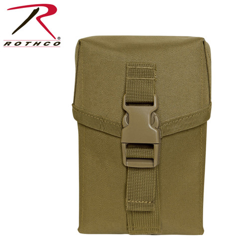 Rothco MOLLE II 100 Round SAW Pouch - Coyote Brown