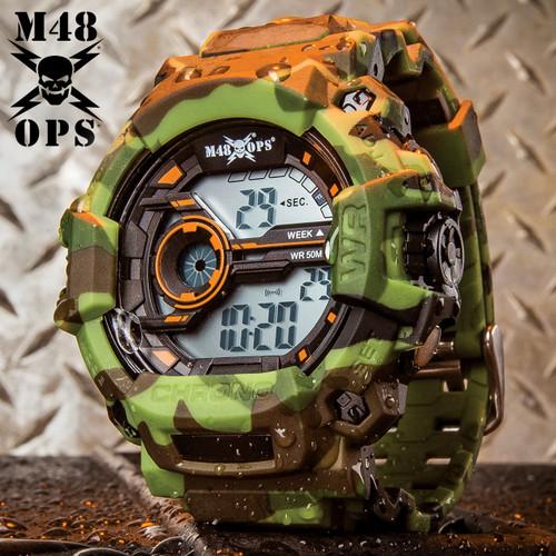 M48 OPS Subterfuge Digital Watch