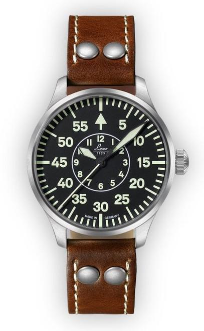Laco Basic Pilot Watch 39mm Automatic Aachen 861990