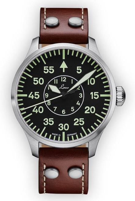 Laco Basic Pilot Watch 42mm Automatic Aachen 861690.2