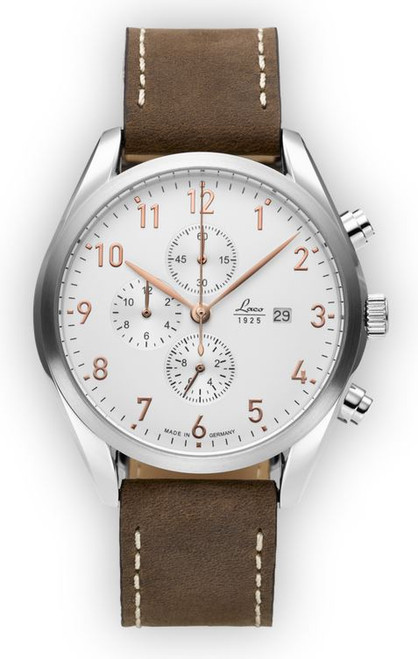 Laco Chronograph Montreal 42mm 861920