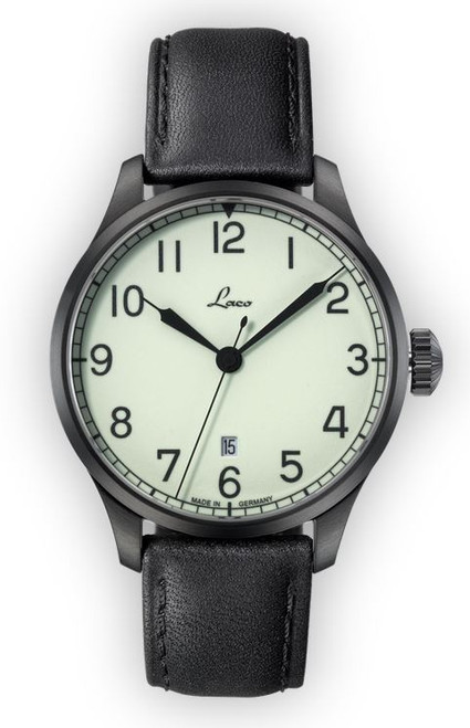 Laco Navy Watches 42mm Automatic Casablanca 861776.2