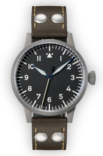 Laco Original Pilot Watch 39mm Automatic Heidelberg 862094