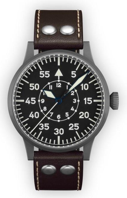 Laco Original Pilot Watch 42mm Automatic Paderborn 861749
