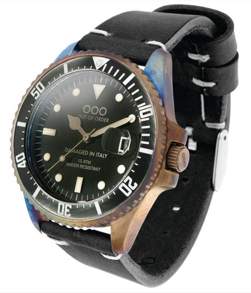 OOO Diver 40mm Strong Black