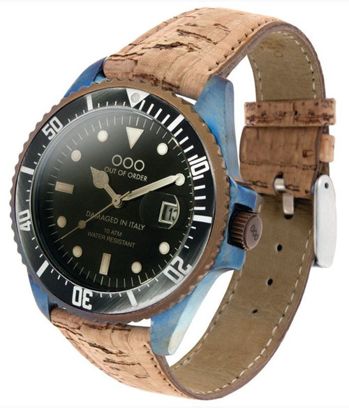 OOO Diver 44mm Real Cork