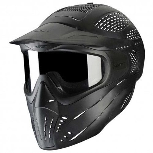 JT Premise Headshield Paintball Mask - Black