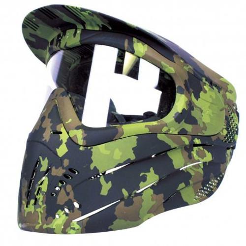 JT Premise Paintball Mask Single - Camo
