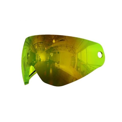 HK Army Mirror Aurora Green Paintball Lens