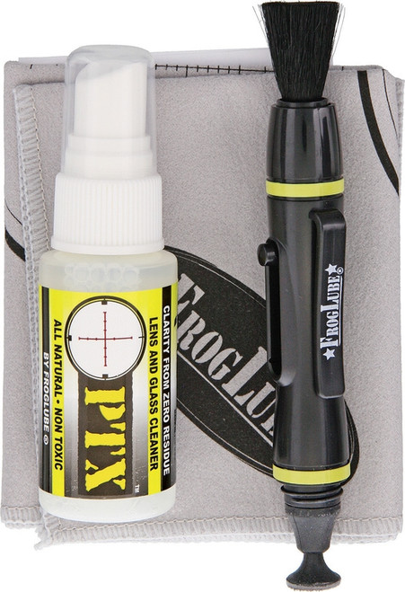 OPTX Lens Cleaning System Kit