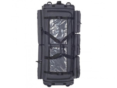 """5.11 Tactical CAMS 40"""" Outbound Rolling Rifle Bag / Suitcase - Double Tap"""