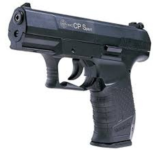 Umarex CPSport Semi-Auto CO2 Pistol w/Fast Action System