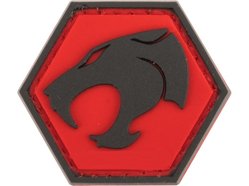 Operator Profile PVC Hex Patch Geek Series - Thunder Cats