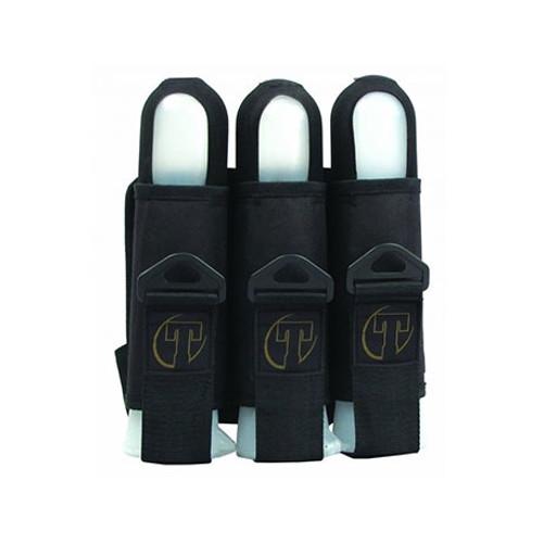 Tippmann 3 Pod Harness SS - Black