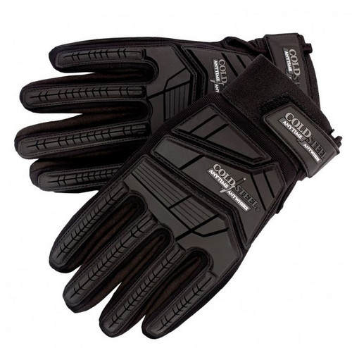 Cold Steel Tactical Battle Gloves- Black