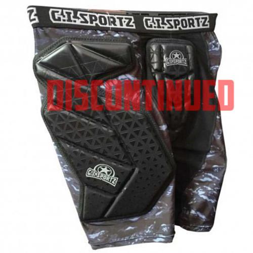 GI Sportz Race 2.0 Series Slide Shorts
